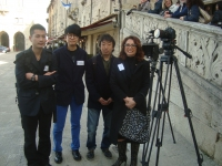 La China Central Television in visita a San Marino